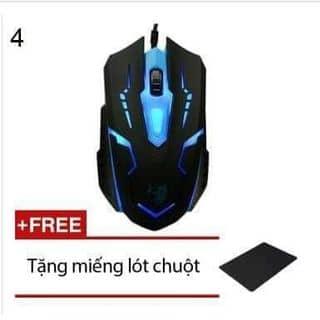 Chuột game thủ siu nhạy của hammy3 tại Lâm Đồng - 3223978