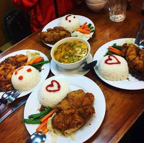 Cơm gà jam bong phomai - 2608457 thanhhuyen1612 - Cơm 123 - Kim Mã - 365 Kim Mã, Quận Ba Đình, Hà Nội