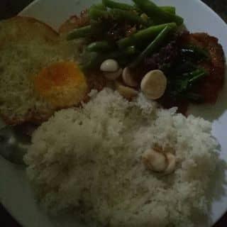 Cơm sườn cotlet nướng của lemaria4 tại Shop online, Huyện Đắk Mil, Đắk Nông - 4074280