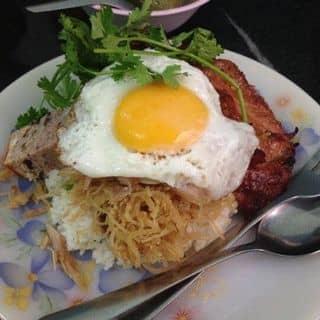 cơm tấm ăn sáng