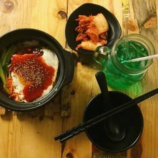 Cơm trộn Hàn Quôc 😘😘, soda bạc hà của ngocanhnguyen105 tại 37 Hàng Than, Thành Phố Thanh Hóa, Thanh Hóa - 421376