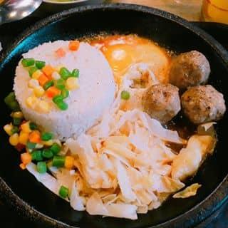 Cơm xèo thịt viên của tnynhi05052004 tại Pearl Plaza, 561 Điện Biên Phủ, Phường 25, Quận Bình Thạnh, Hồ Chí Minh - 3831433