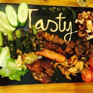 Combo 9 món nướng của kenkidnt tại 22 Lê Đại Hành, Thành Phố Nha Trang, Khánh Hòa - 1512481