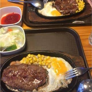 Combo beefsteak - yaourt/bánh plan của huong.thuc tại 496C Nguyễn Thị Minh Khai, Quận 3, Hồ Chí Minh - 605938