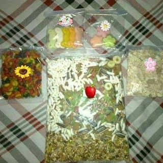 Combo thức ăn cho hamster của minhanhhuynh1 tại Đồng Tháp - 3618145