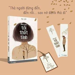 Cuốn sách Hôm nay tôi thất tình của huynhthanh180 tại Lâm Đồng - 3730231