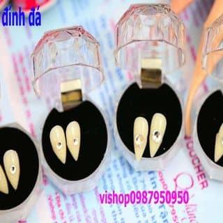 Đá đính răng và răng khểnh đẹp .mua về chưa dùng của soaistys4 tại Yên Bái - 3813496