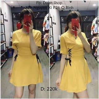 Đầm nữ tính  của disanshop99 tại Hồ Chí Minh - 3249333