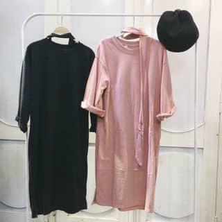 Đầm thun đen của ngannguyen431 tại Kon Tum - 2144385