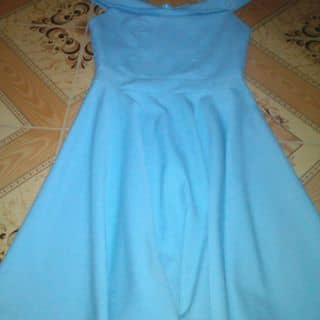 Đầm xòe  của nguyenkhang456 tại 95/4 Ấp Rẫy,  Thị Trấn Tân Hiệp, Huyện Châu Thành, Tiền Giang - 3227350