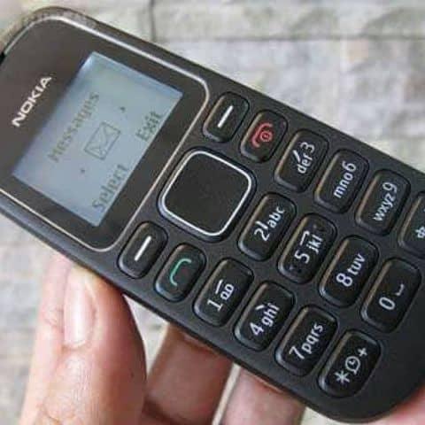 Điện thoại nokia 1280 tại Long...