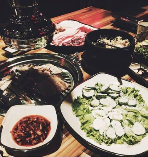 Đồ nướng - 32205 le.duong.31 - Gogi House - Quán Nướng Hàn Quốc - Hai Bà Trưng - 22B Hai Bà Trưng, Quận Hoàn Kiếm, Hà Nội