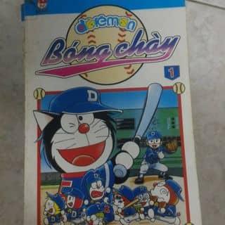 Doremon bóng chày. của truyentranhcu tại 218 Nguyễn Đình Chiểu, phường 6, Quận 3, Hồ Chí Minh - 693232