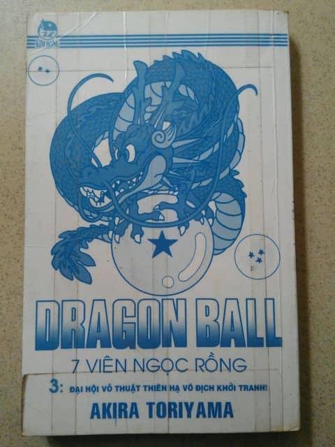 Dragon ball (7 viên ngọc rồng) - Tập 3