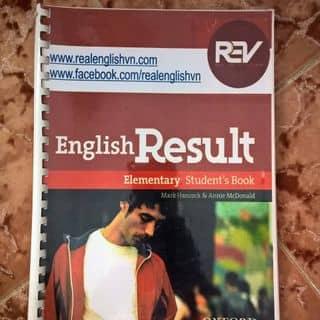 English Result Elementary của lefleur tại Hồ Chí Minh - 2653304