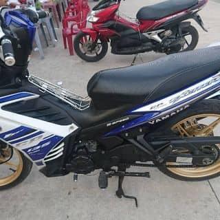 Exciter 2014 xanh trắng gp Chính chủ bstp của nguyensinh63 tại Đường 14, Tăng Nhơn Phú B, Quận 9, Hồ Chí Minh - 3138671