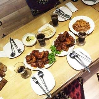 """""""NHÌN THÔI ĐÃ THÈM"""" đủ loại gà """"đậm vị Hàn Quốc"""" ở khu The Manor"""