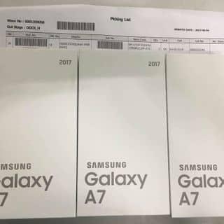 Galaxy A7 full box của hainikenken tại Ninh Thuận - 3461796