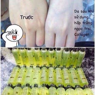 Gel hấp trắng collagen ngoc trai của heobi4 tại Khánh Hòa - 958612