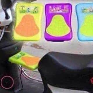 Ghế gắn xe máy cho bé ngồi  của hoangtrinhsilverjewelry tại Hồ Chí Minh - 1795500