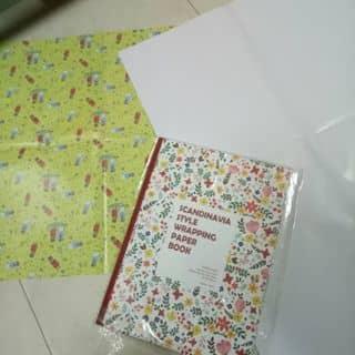 giấy bọc vở, sách, gói quà của hieubm tại Yên Bái - 1479837