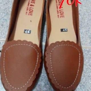 Giày búp bê nâu của thaitrang21 tại Triệu Phong, Quảng Sơn, Huyện Ninh Sơn, Ninh Thuận - 1618486