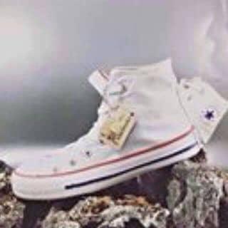 Giày converse trắng của ngotan18 tại Shop online, Huyện Châu Thành, Hậu Giang - 2677109