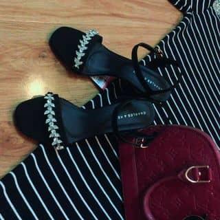 Giày sandal đính đá của hoanghoa0201 tại Bắc Kạn - 3140133