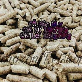 Gỗ Nén,Thức Ăn Me-O,...... của giabao368 tại Trà Vinh - 3713939
