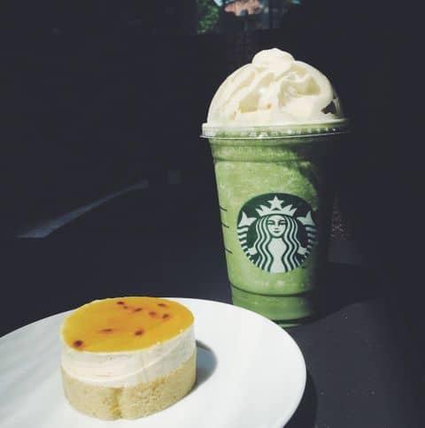 Green tea cream - 110758 tuki99 - Starbucks Coffee - Nguyễn Du - President Place, 93 Nguyễn Du, Bến Nghé, Quận 1, Hồ Chí Minh