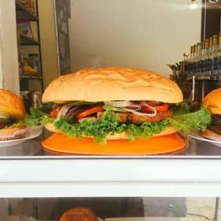 Hamburger Khổng Lồ của mr.heo3010 tại Ngõ 31 Phủ Liễn, Hoàng Văn Thụ, Thành Phố Thái Nguyên, Thái Nguyên - 1217586