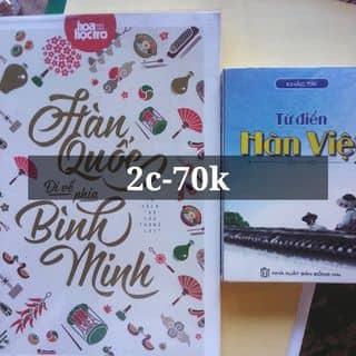 Hàn quốc đi về phía bình minh và từ điển hàn việt của july_anh_thu tại Bình Phước - 2749004
