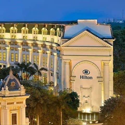Các hình ảnh được chụp tại Hilton Hanoi Opera Hotel - Lê Thánh Tông