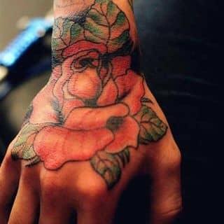 Hoa hồng bàn tay của hxttattoo tại Phú Thọ - 2917801