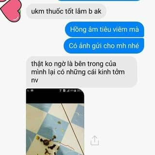 HỒNG ÂM TIÊU VIÊM của cucdangkeo3 tại Shop online, Huyện Bình Giang, Hải Dương - 3108847