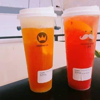 Hồng trà dứa + Ô long cam đào dâu tây của duong.didi tại 223 Phan Xích Long, phường 1, Quận Phú Nhuận, Hồ Chí Minh - 3852063