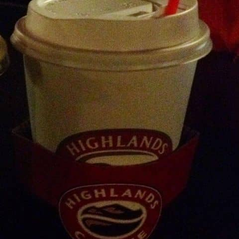Các hình ảnh được chụp tại Highlands Coffee - Mạc Đĩnh Chi