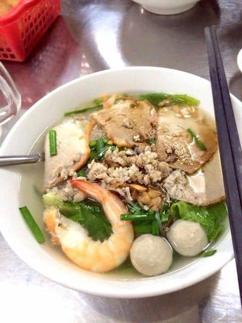 saigon food