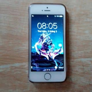 Iphone 5s 32gb quốc tế. Xám, trắng, vàng. Giá siêu tốt tphcm. Call 0909720602 của doanbao12 tại Lào Cai - 2729245