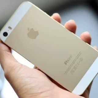 Iphone 5s gold 16gb của ngocthach5 tại Chợ Minh Lương, tt. Minh Lương, Huyện Châu Thành, Kiên Giang - 758347