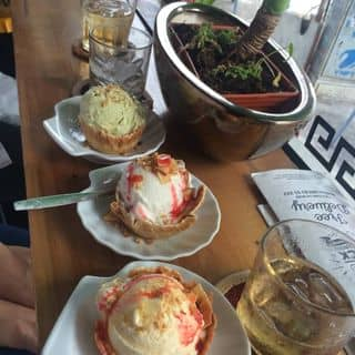 Kem chanh leo + kem trà xanh của oanh.chibi tại Hồ Chí Minh - 413626