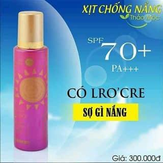 Kem chống nắng  của nguyenthihang66 tại Hồ Chí Minh - 3849643