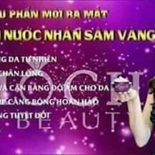 Kem phan nuoc nhan sam vang của danmocha tại Khu 8 Thác Bà, Thành Phố Yên Bái, Yên Bái - 3877553