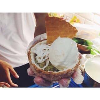 [TỔNG HỢP] Kem dừa chưa bao giờ hết hot :3