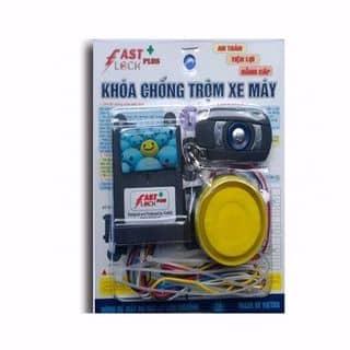 Khóa chống trộm xe máy remote thông minh Fast Lock Plus của nmt1734 tại Hồ Chí Minh - 3782452