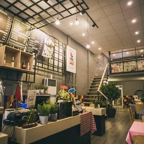 Các hình ảnh được chụp tại Con Chim Non Coffee and Tea
