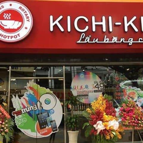 Các hình ảnh được chụp tại Lẩu Băng Chuyền Kichi Kichi - Royal City