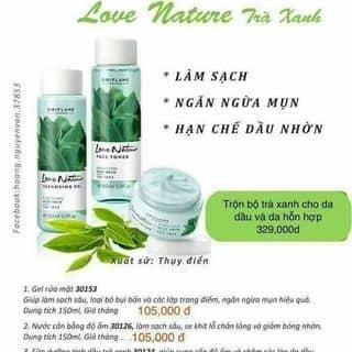 làm sạch cùng tinh dầu Love nature trà xanh của dechoiemdung tại Điện Biên - 2218354