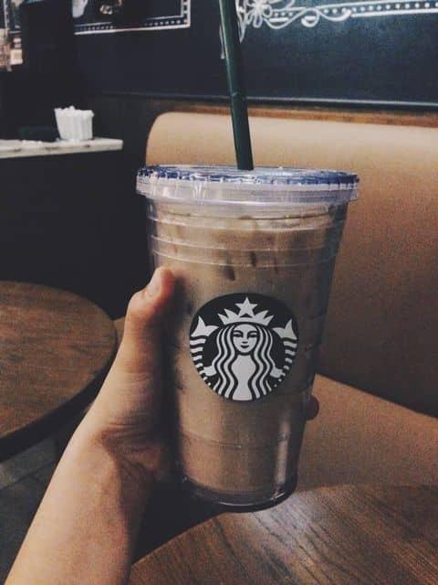 Latte - 384433 blueeee.me - Starbucks Coffee - Nguyễn Du - President Place, 93 Nguyễn Du, Bến Nghé, Quận 1, Hồ Chí Minh