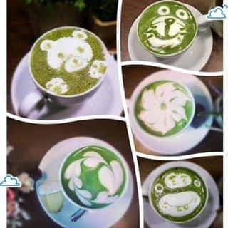 Latte trà xanh sữa nóng của maihoacu tại Trần Hưng Đạo, Thành Phố Đông Hà, Quảng Trị - 459853